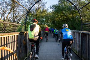 Cardinal Greenways - One Trail…Actively Connecting Our